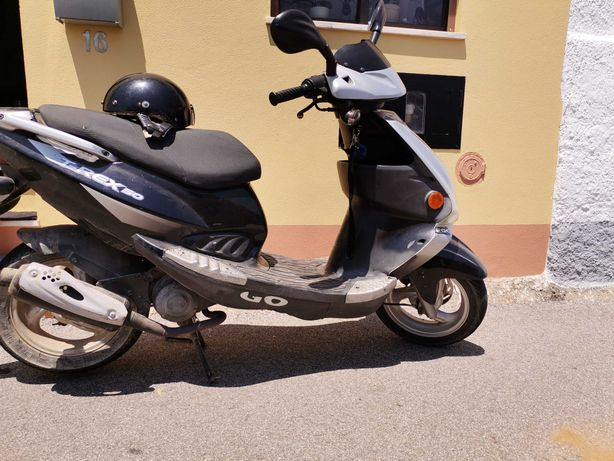 MOTO scooter 50cc
