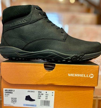 Ботинки мужские Merrell Helixer 2 chukka (высокие) ОРИГИНАЛ!