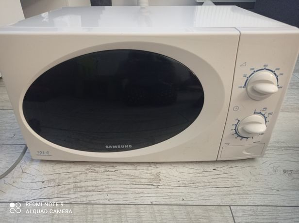 Mikrofalówka Samsung, kuchenka mikrofalowa