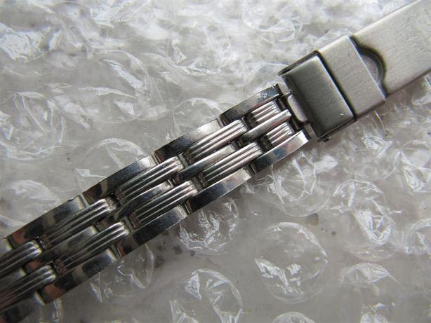 Браслет для часов из нержавеющей стали, 12 мм, новый, неразъемный