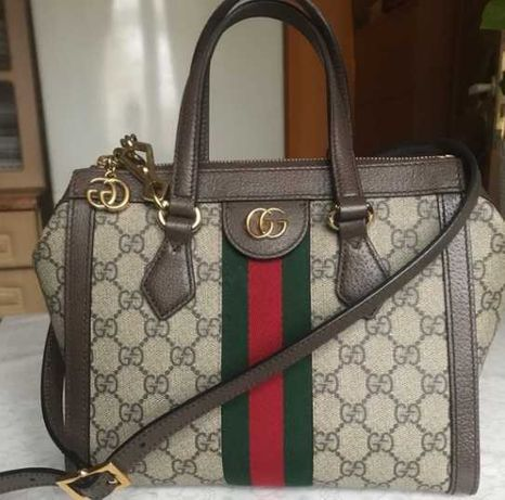Ophidia Gucci Small GG Tote Bag