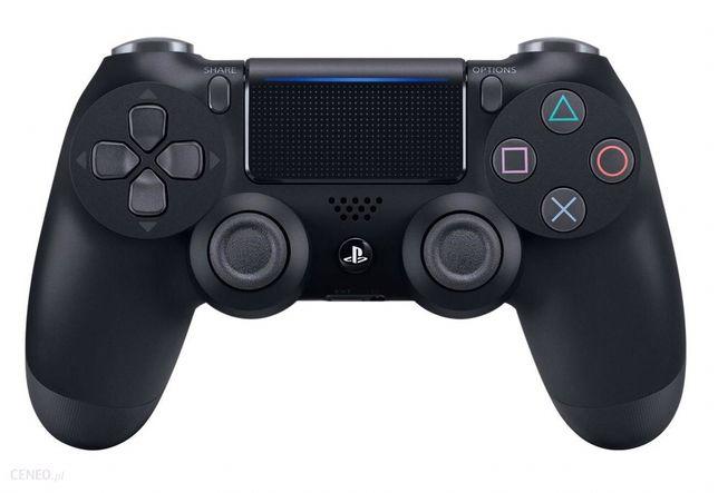 Kontroler Pad PS4 Sony Dualshock 4 v2 Czarny PS4 RTV EURO AGD