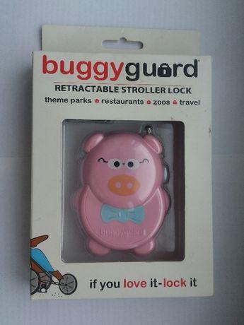 Замок для детской коляски Buggyguard USA дитяча коляска