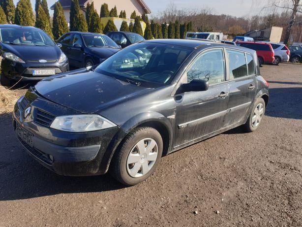 Renault Megane 1.5 dci na części