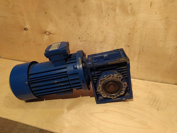 Motoreduktor silnik 1,5kw 150obr/min Besel Kacperek