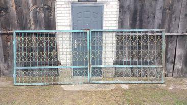 Brama wjazdowa 4,20mx1,50m
