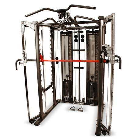 brama FINNLO MAXIMUM INSPIRE SCS Smith Cage System - 3lata gwarancji !