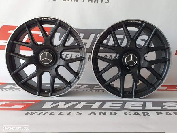 Jantes Mercedes E63S AMG em 18 5x112