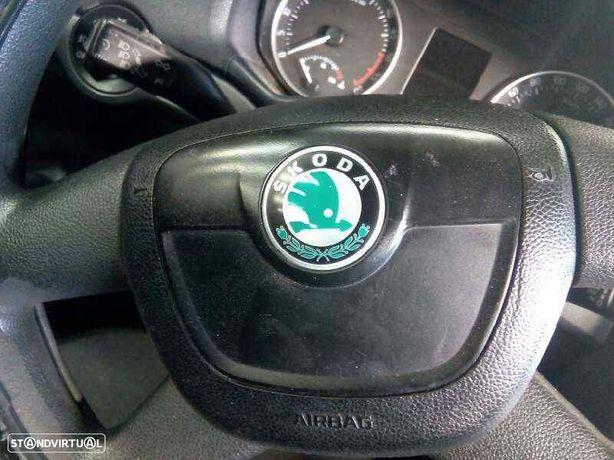 Airbag do condutor SKODA OCTAVIA II (1Z3) 1.6 TDI CAYC