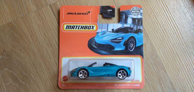 Matchbox Hot Wheels McLaren 720S Spyder