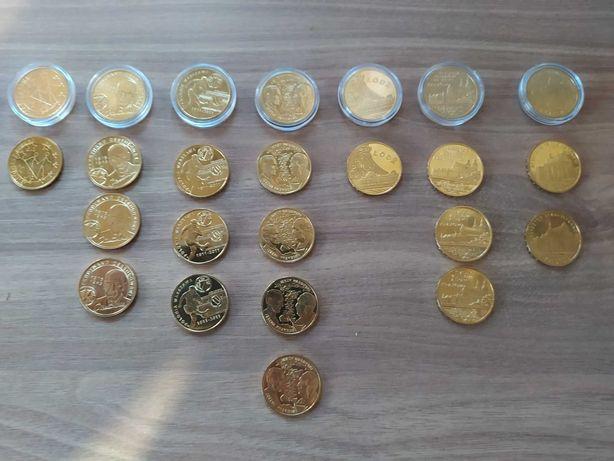 Monety 2 zł NG z lat 2009 - 2013