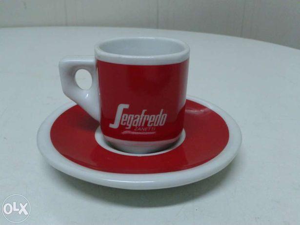 Chávenas de Café Segafredo/Companhia Arábica e Conjunto Dolce Gusto