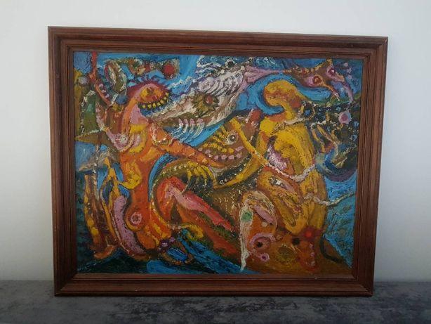 Картина современного художника Ордынского