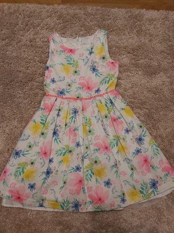 Sukienka w kwiaty 146