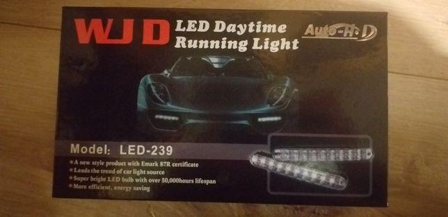 Lampy LED do samochodu