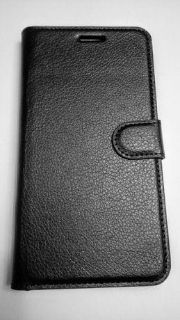 Прошитый чехол-книжка для Xiaomi Redmi Note 5A (Prime, Pro)