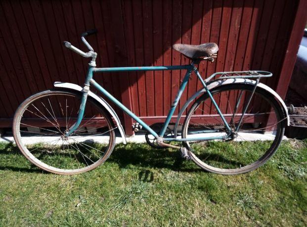 Stary rower radziecki rosyjski ZSRR USSR PRL