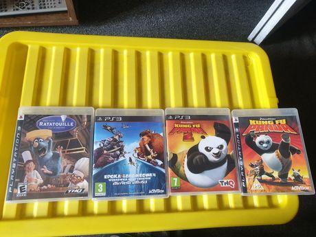 Ps3 gry kung fu panda ratchet lego Little Big planet