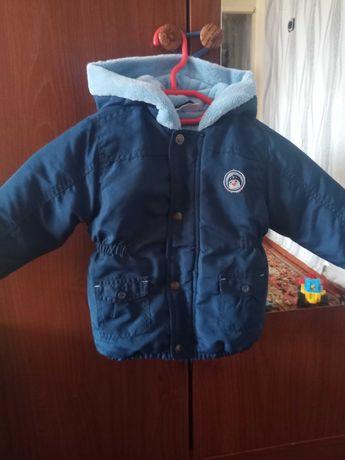 Зимняя курточка Ergee