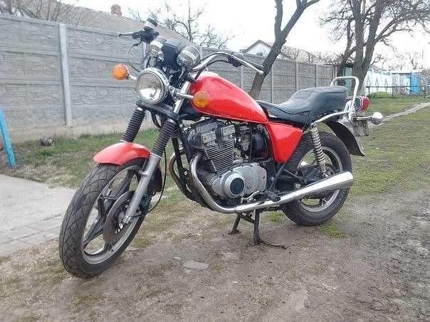 Продам мотоцикл  Suzuki GS400E