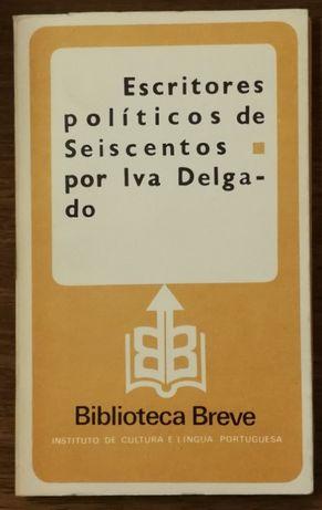 escritores políticos de seiscentos, iva delgado