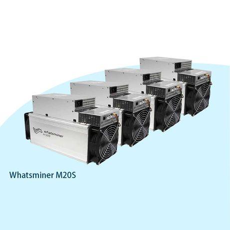 Asic Bitcoin MicroBT Whatsminer M20s SHA-256