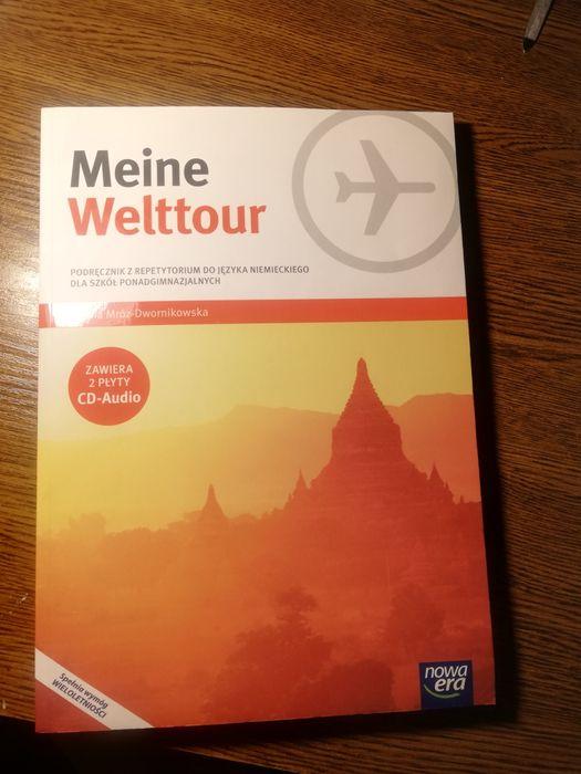 Książka do niemieckiego Meine Welttour Zdzieszowice - image 1