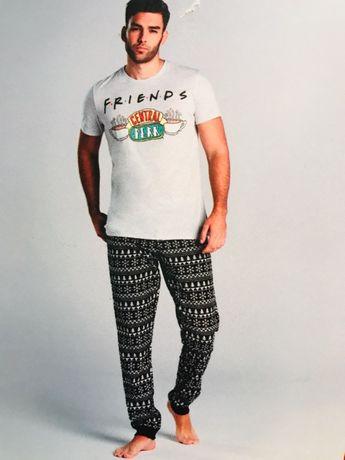 Friends central perk piżama XL