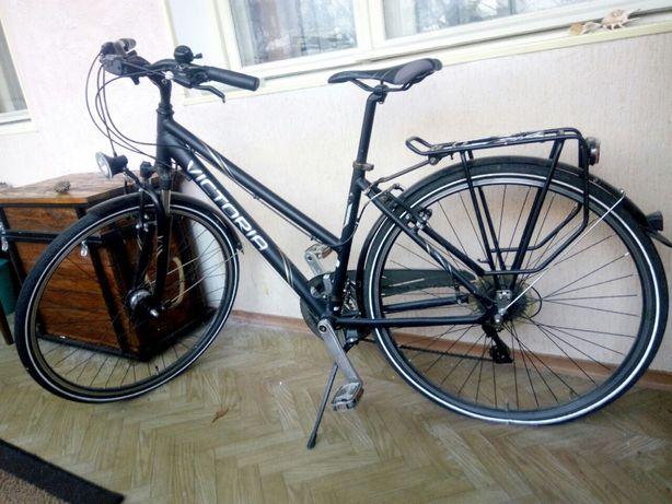 Велосипед viktoria menorka из Германии
