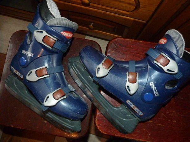 Коньки хоккейные ледовые CanadTack на р.39