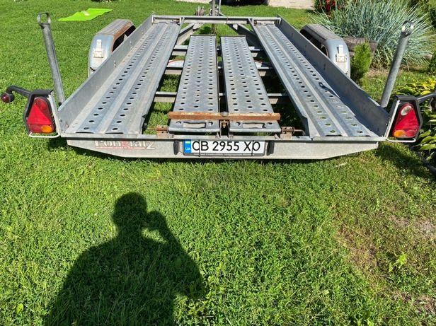 Лафет для легковых автомобилей PONGRATZ AT400/20T