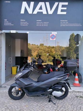 Honda PCX 125 12 meses garantia