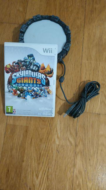 Jogo Wii + portal -skylanders giants