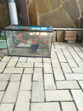 Продам аквариум на 50 л