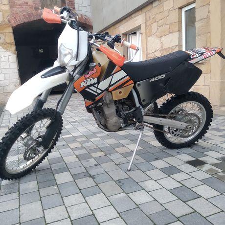 KTM exc 400 RFS 2002