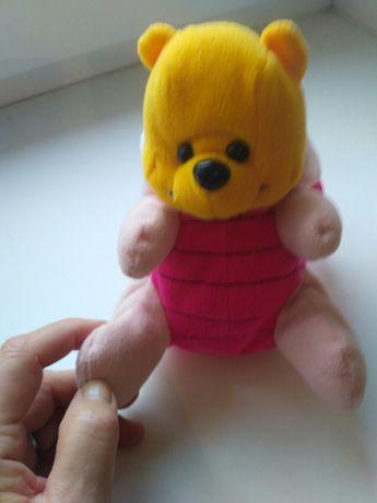 Вини пух игрушка мягкая