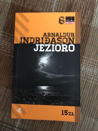 Jezioro Arnaldur Indridason