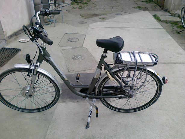 rower elektryczny puch 36v