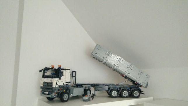Lego technic 42043 Mercedes Full RC