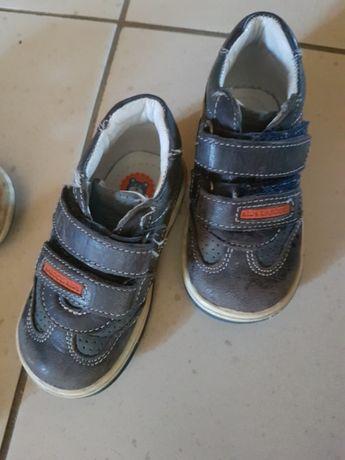 Buty 20 i 21 sandały