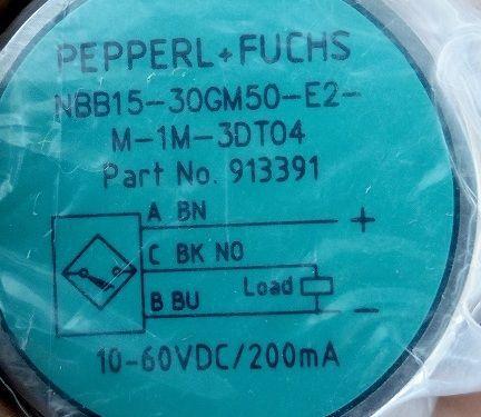 Датчик ёмкостный на метал PEPPERL+FUCHS