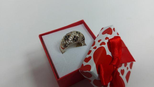 Unikatowy złoty pierścionek złoto 585 rozmiar:18