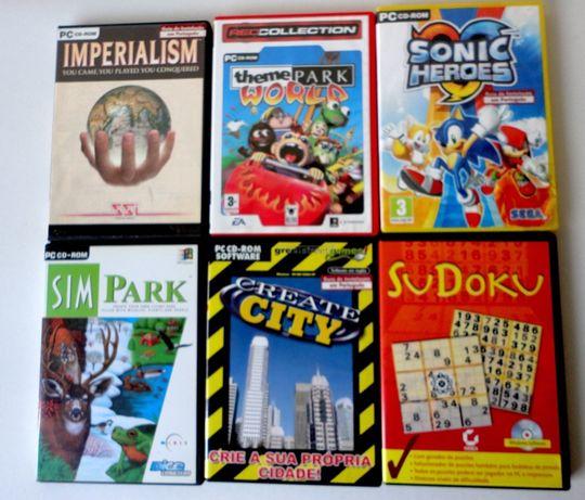 TROCO jogos clássicos por jogos para PS4