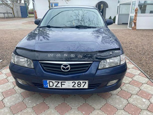 Продам MAZDA 626 , обмен