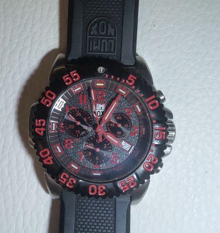 Мужские часы Luminox Colormark Chronograph 3180 (ШВЕЙЦАРИЯ ОРИГИНАЛ)
