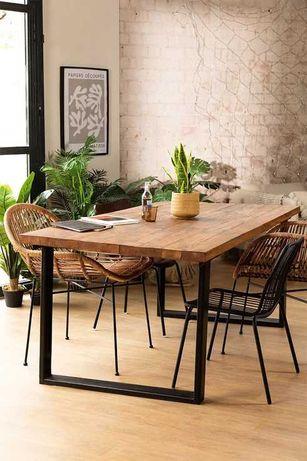 Mesa de Jantar em Madeira Milet