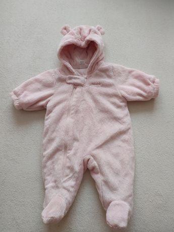 Kombinezon niemowlęcy r. 56