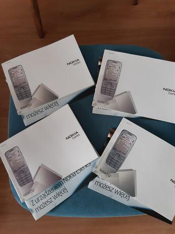 Instrukcja obsługi Nokia E52