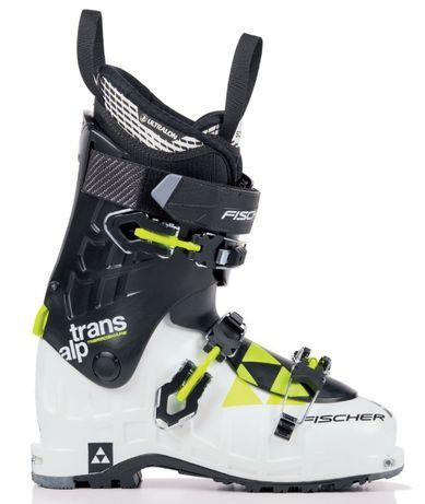 Buty skiturowe Fischer Transalp Thermoshape/rozm.26,5cm/Okazja!Nowe