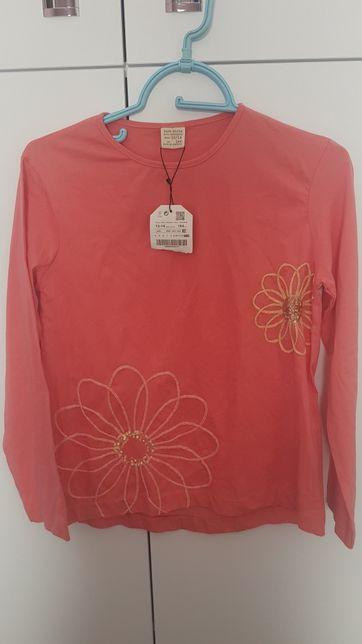 Poranczowa Bluzka Zara 164,13-14 lat